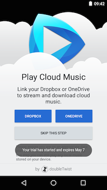 Help: Quick Start Guide to CloudPlayer