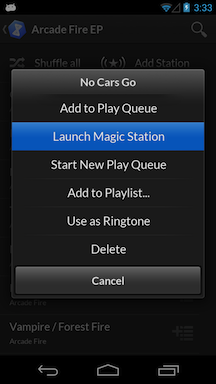 Help: Guide to Magic Radio