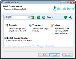 Help: Quickstart for Windows XP/Vista and AirSync (In-App