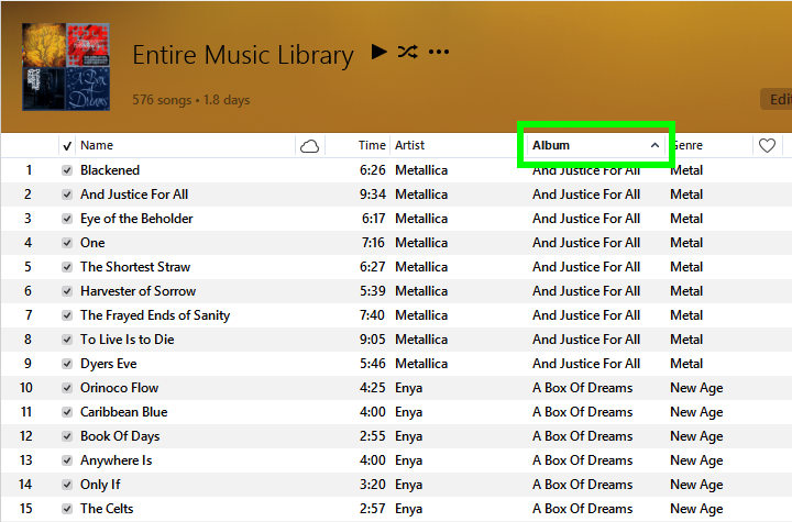 Help: doubleTwist is not importing playlist order from iTunes correctly