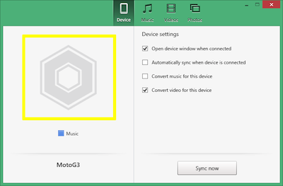 Help: Quick Start Guide to doubleTwist Sync [Win 7/8/10