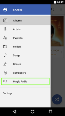 Help: Magic Radio in doubleTwist Pro v3 and CloudPlayer