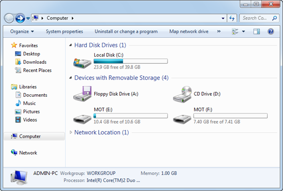 lg g2 usb drivers windows 7
